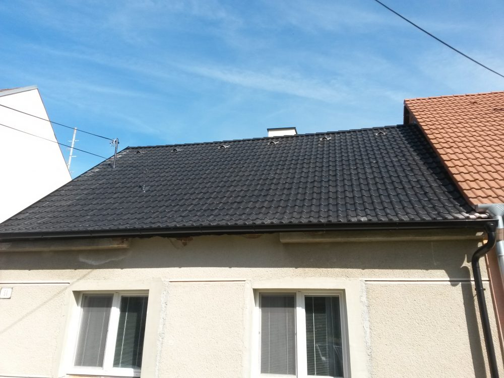 Rekonštrukcia Radošovce – KM BETA briliant čierna