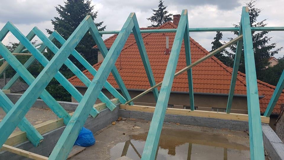 Realizácia rekonštrukcia krov Áčko Gbely